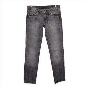 Like new Grey size 26 citizens of humanity Jeans